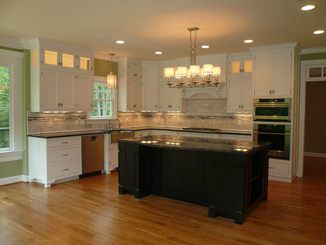 Colonial Kitchens 757 Custom Kitchens And Cabinets In